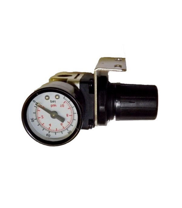 Регулятор давления воздуха с манометром Partner AR2000-02