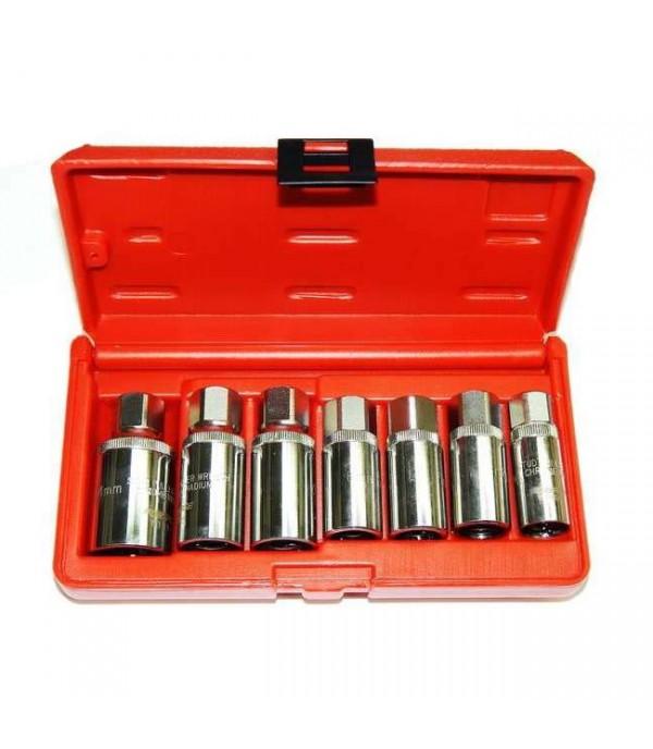 Шпильковерты в наборе 7 предметов (5,6,7,8,10,12,14 мм) FORSAGE 5078
